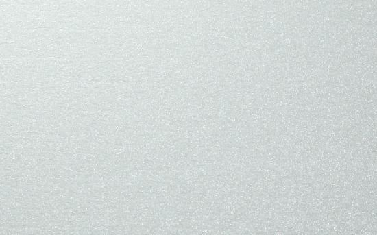 Visitenkarten Curious Metallics Antik Silberweiß 300g/m² Rückseite